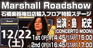 Marshall Roadshow SHIMA