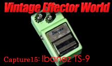Vintage Effector World
