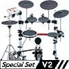 YAMAHA / DTXPRESS IV SP V2 Plus FPDS2A[イス+ペダル] Set