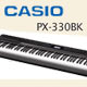 CASIOの88鍵盤電子ピアノがケースつきで大特価!!