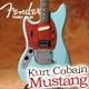 【NAMM新製品】Fender Japan Kurt Cobain Mustang!!