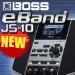 eBand JS-8がグレードアップして登場!予約受付中です!