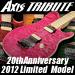 20周年記念 限定 AXIS TRIBUTE入荷!!