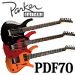 Parkerスタイルをそのままに再現したPDFシリーズが入荷!!