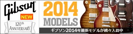 Gibson 2014新製品