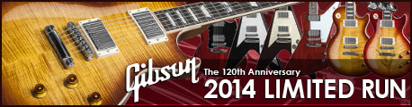 Gibson USA 2014 LIMITED RUN