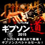 ギブソン・セール「ギブソン道2015」