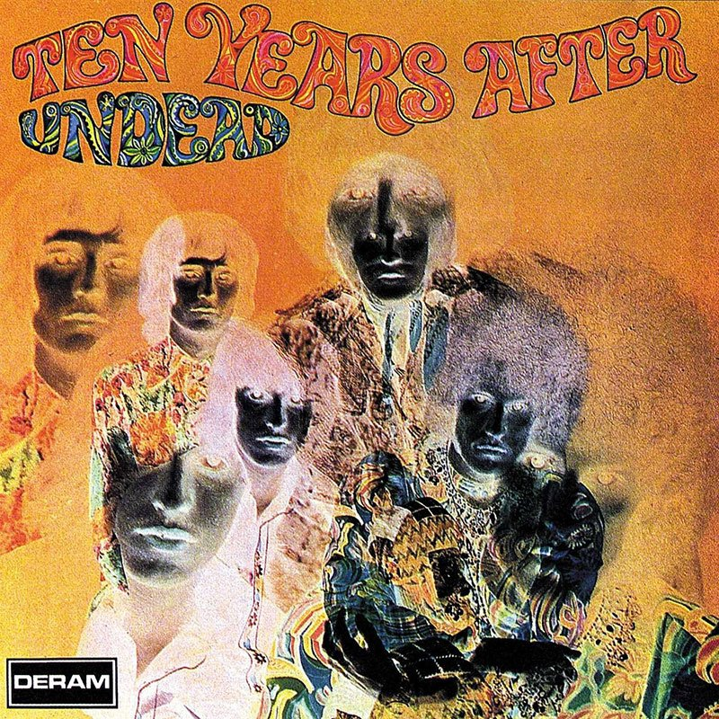 TEN YEARS AFTER UNDEAD / TEN YEARS AFTER
