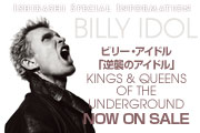 BILLY IDOL INFORMATION