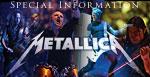 Metallicaインフォメーション