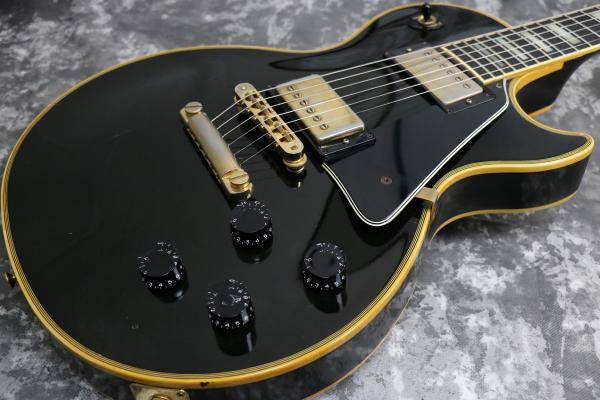 Gibson / Les Paul Custom Ebony 1988