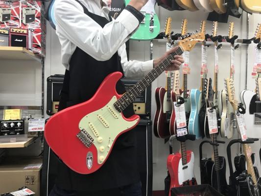 待望の「Fender Japan Exclusive SOUICHIRO YAMAUCHI