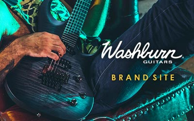 Washburn Guitars | Brand Site