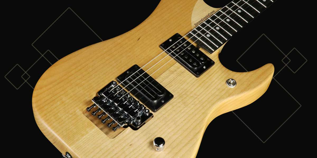 Nuno Bettencourt N4 Alder Natural Matte